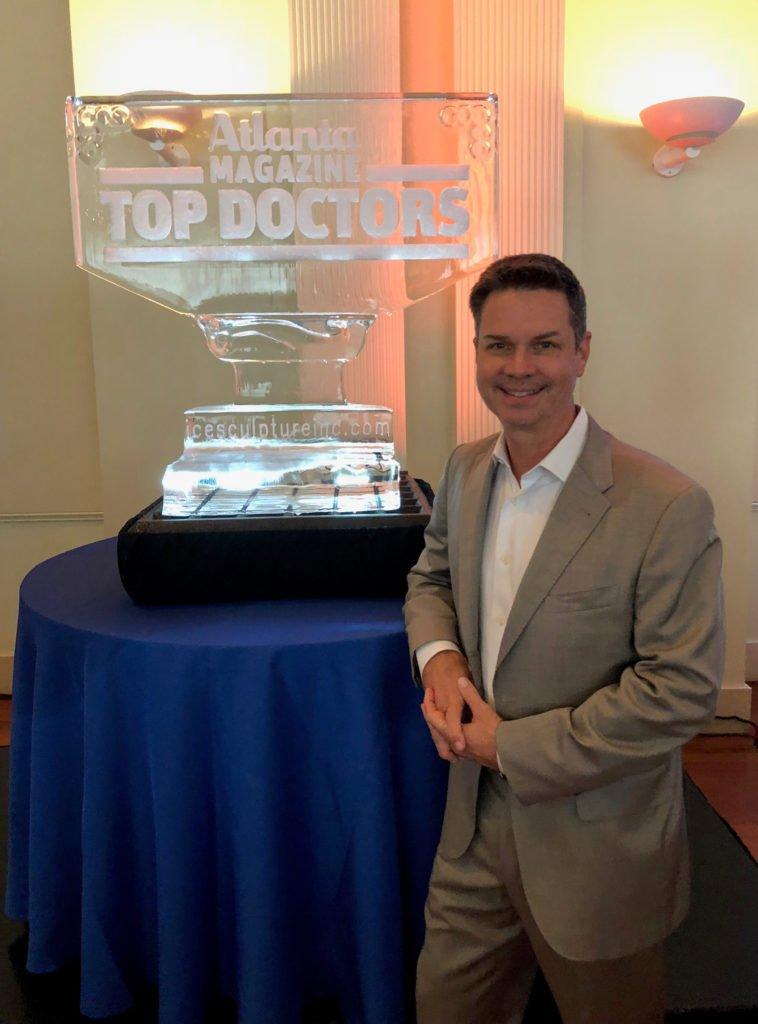 Atlanta Magazine Top Doctors Dr. Burke Robinson