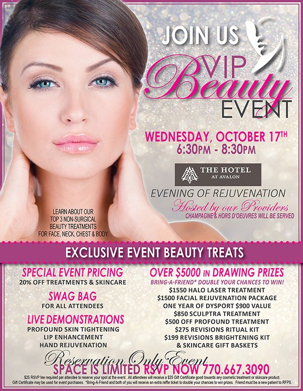 Beauty Event 2018