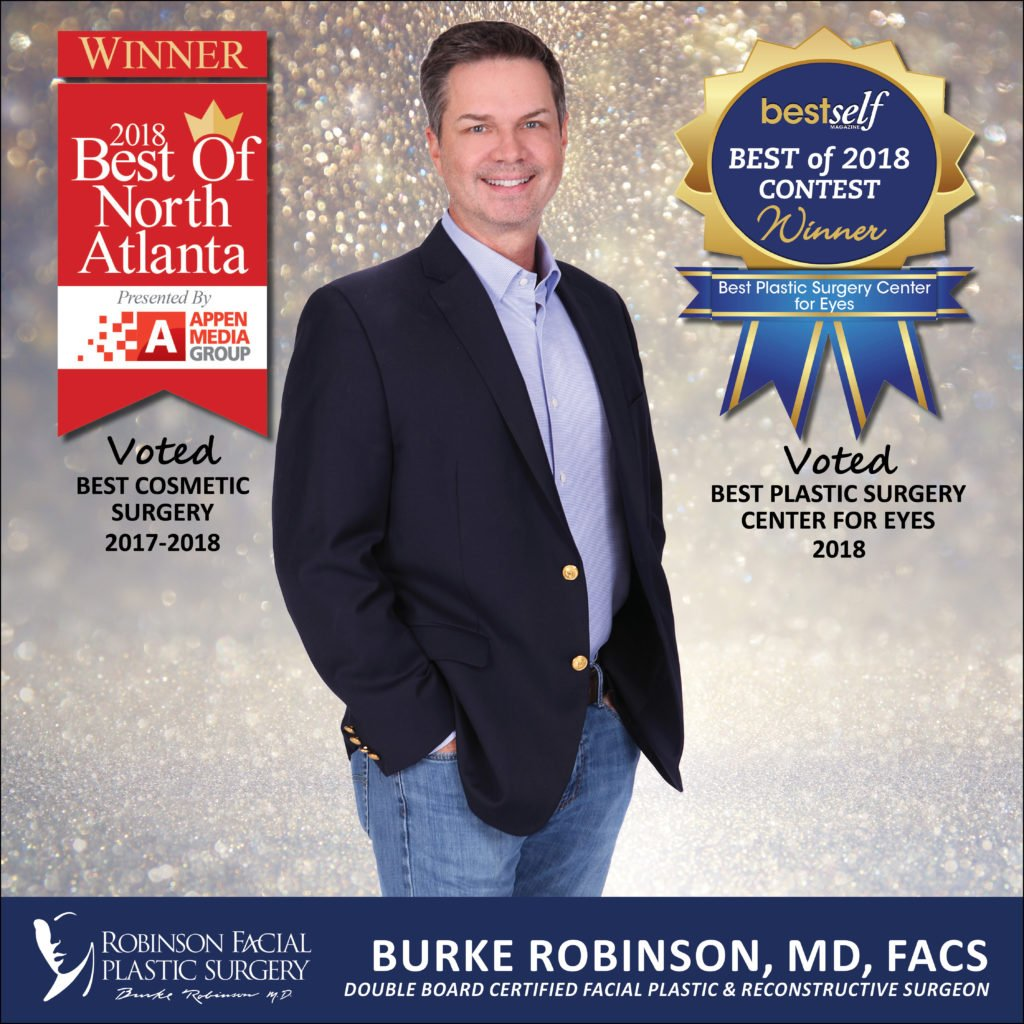 Burke Robinson 2018 Recent Awards