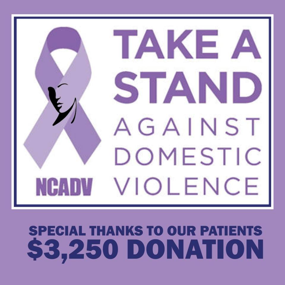 DOMESTIC VIOLENCE DONATION image