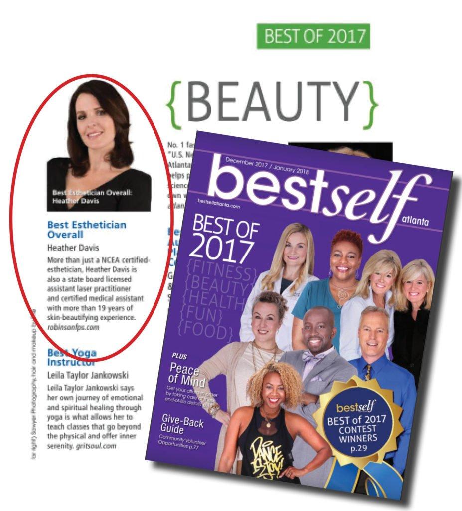 Heather Davis BestSelf Magazine