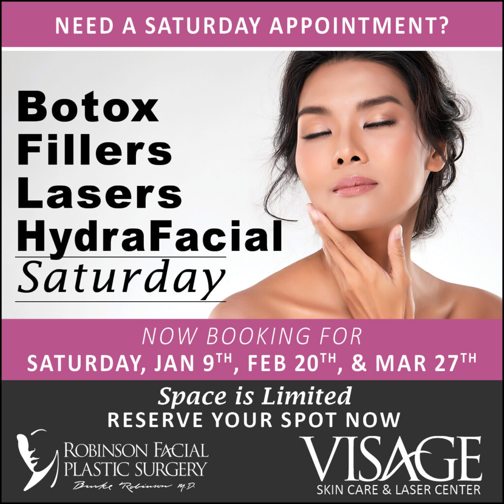Saturday Injectable Day-JAN 2021