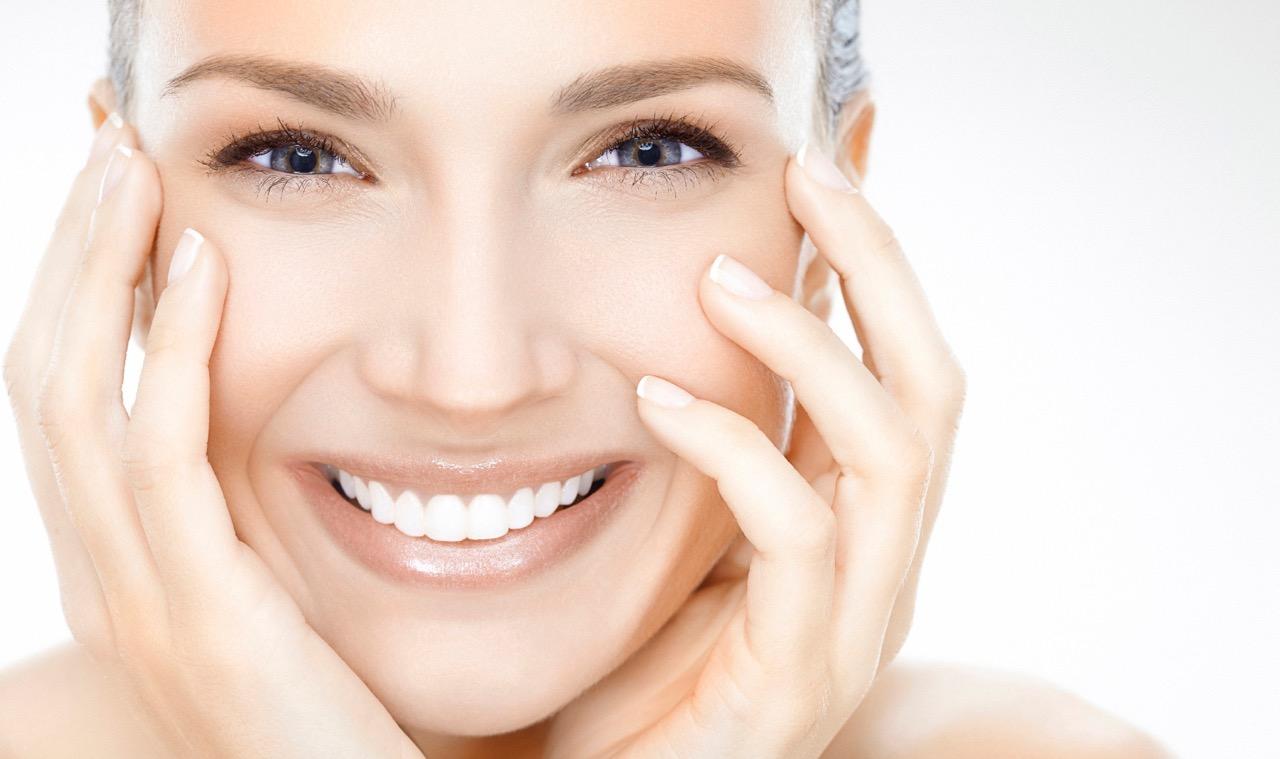 natural beauty skin image