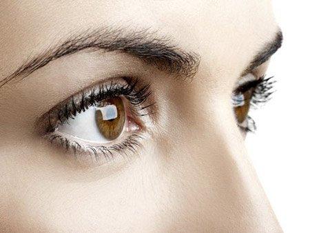 under eye image